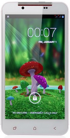 Китайский HTC Butterfly - Star S5 MTK6589 (Белый)