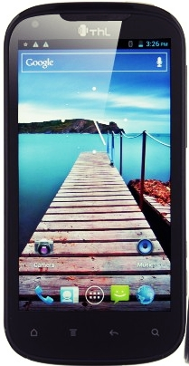 THL W1+ MTK 6577 на Android 4.0.4
