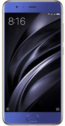 Xiaomi Mi6 128Gb+6Gb Dual LTE Black Ceramic