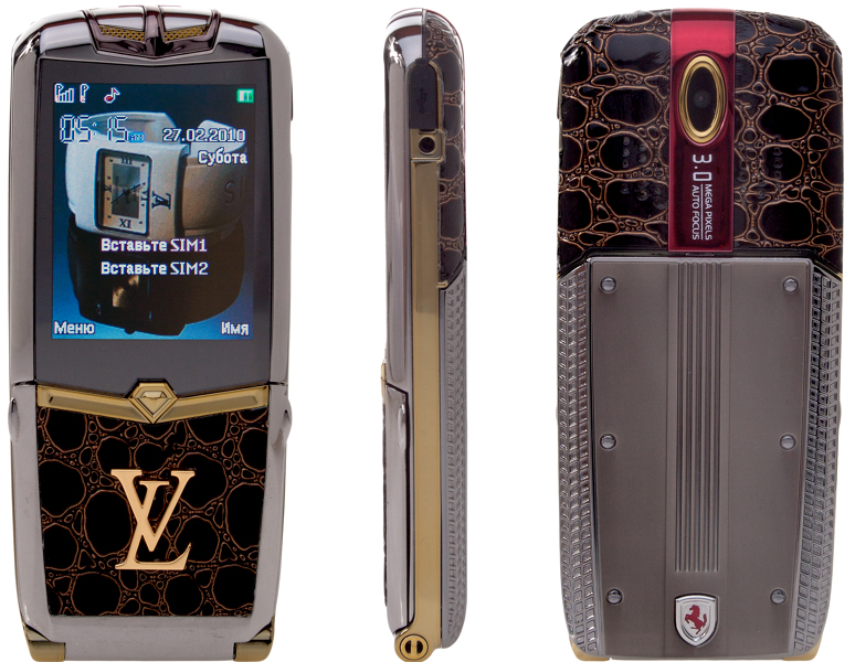 Китайский Louis Vuitton Ferrari 450