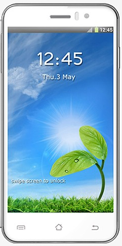 JiaYu G4 Advanced MTK6589 (Белый)