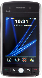 Китайский Blackberry Fly Ying F035 GPS WiFi