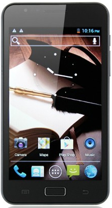 Star N9770 MTK6577 Android 4.0 - китайский Samsung Galaxy Note