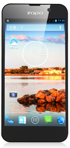 Zopo ZP980 Ultimate 2GB RAM + 32GB ROM (Upgraded)