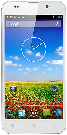 Zopo ZP980 16GB Full HD MT6589 Scorpio (Белый)