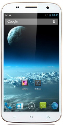 Zopo ZP990+ Captains Full HD 2GB RAM + 32GB ROM (Белый)